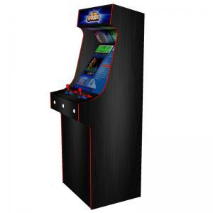 arcade upright - maximus arcade red tmold