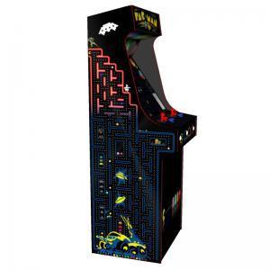 arcade upright - pacman theme red tmold