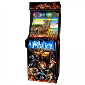arcade upright - street fighter black tmold