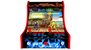 Classic Bartop Arcade - street fighter theme - middle