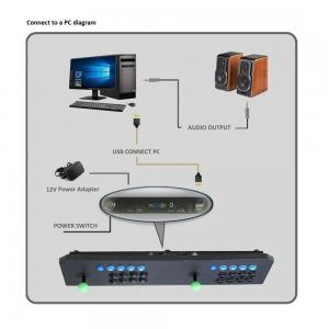 2in1 Fightstick for ps3 xbox 360 PC Raspberry Pi and Arcade Console with 680 games PC connections