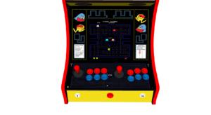 Classic Bartop Arcade - PacMan Original theme - Buttons