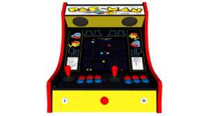 Classic Bartop Arcade - PacMan Original theme - Middle