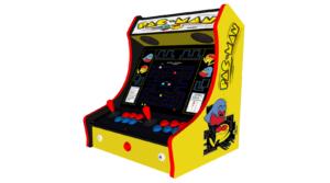 Classic Bartop Arcade - PacMan Original theme - Right