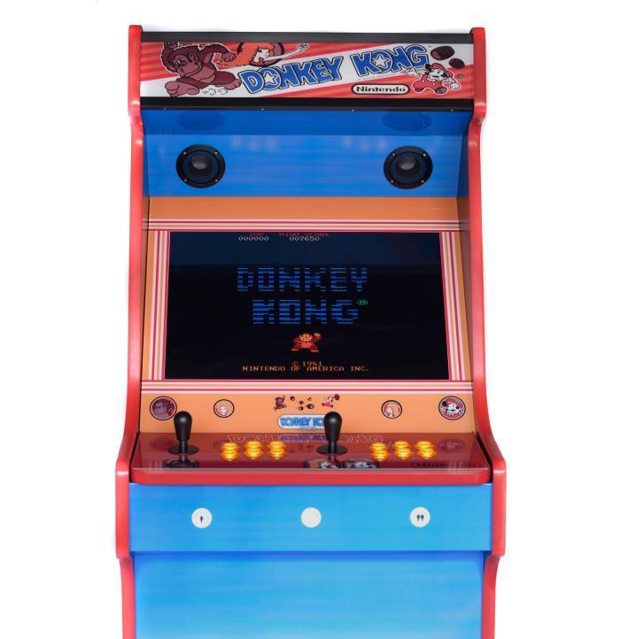 Classic Upright Arcade Machine - Donkey Kong - Controller