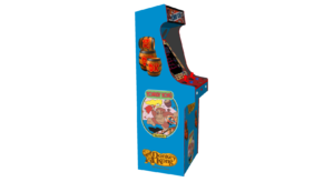 Classic Upright Arcade Machine - Donkey Kong - Left v2