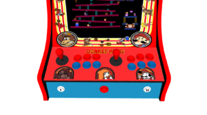 Classic Bartop Arcade - Donkey Kong theme - Buttons