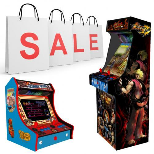 Arcade Machine Sale (UP TO 30% OFF)