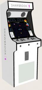 bespoke design arcade machine