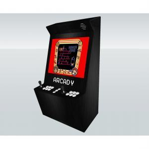 Wall Arcade machine with 815 Games White And Black