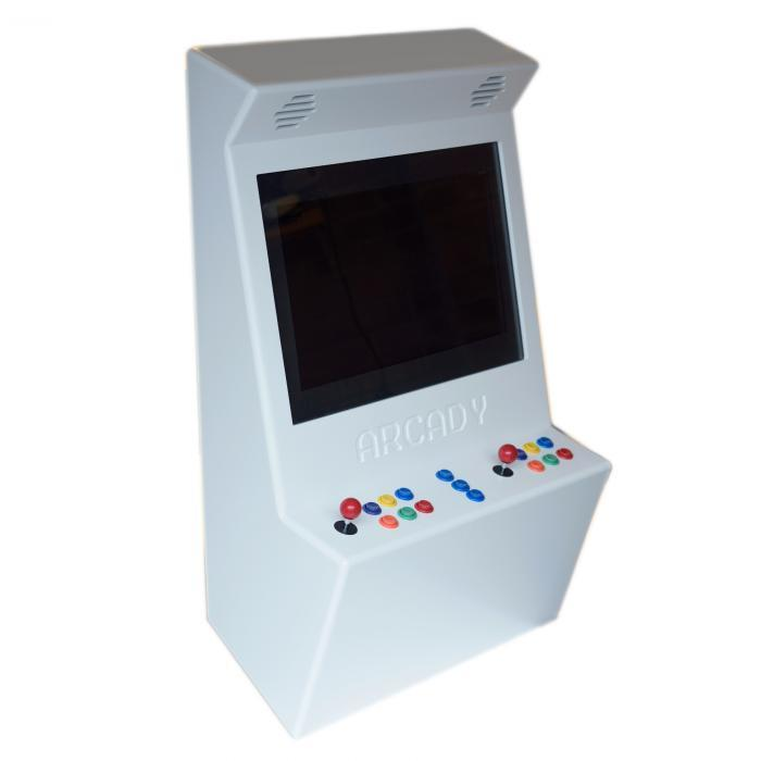Wall Arcade machine with 815 Games With colour buttons