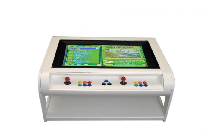 Modern Coffee Table Style Arcade Machine With 960 Plus Games - front view