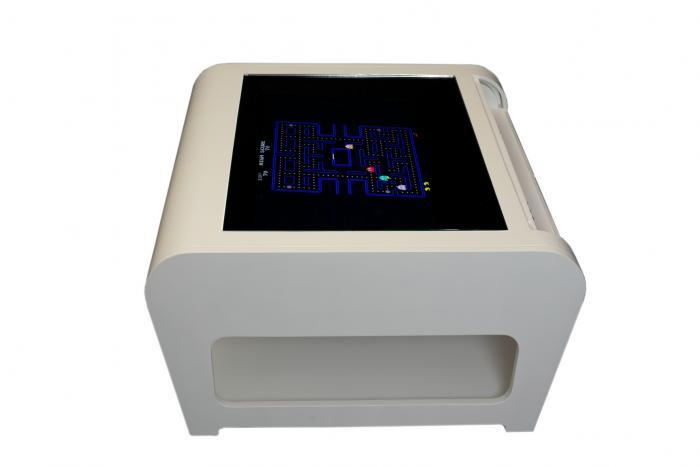 Modern Coffee Table Style Arcade Machine With 960 Plus Games - side