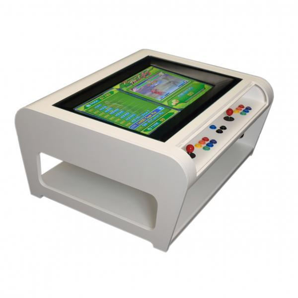 modern coffee table style arcade machine with 960 plus games arcadecity. Black Bedroom Furniture Sets. Home Design Ideas