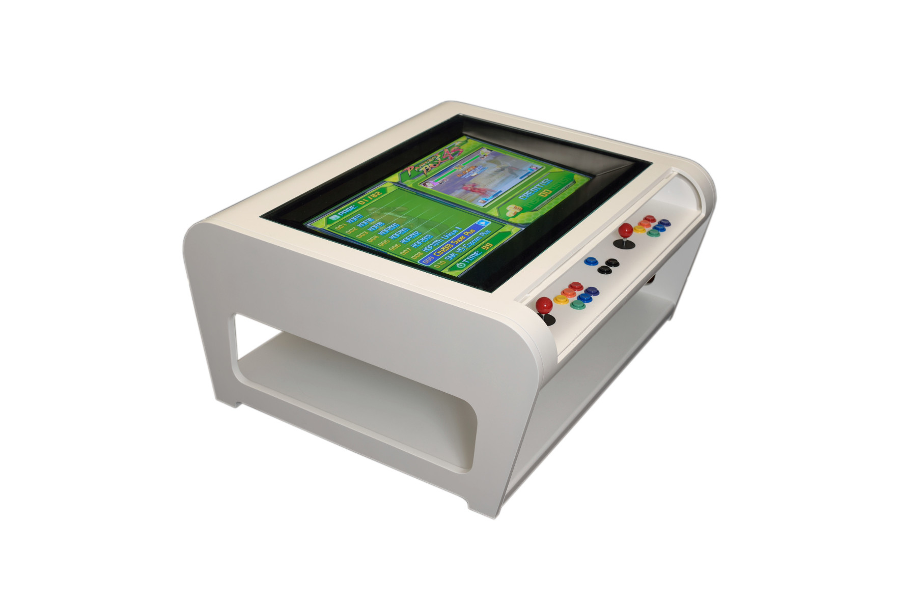Modern Coffee Table Style Arcade Machine With 960 Plus Games