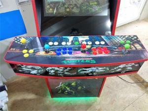 4 Player Upright Arcade, Multi Game, Teenage Mutant Ninja TMNT - Controller