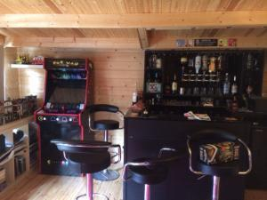 Gallery - John C. Pacman Arcade in Cabin London - right