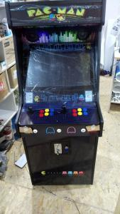Gallery - Pacman Upright Arcade with Coin Door