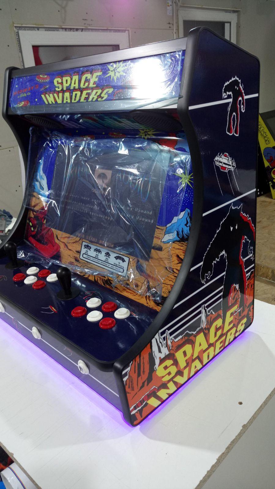 Arcade Machine Photo Gallery Arcadecity