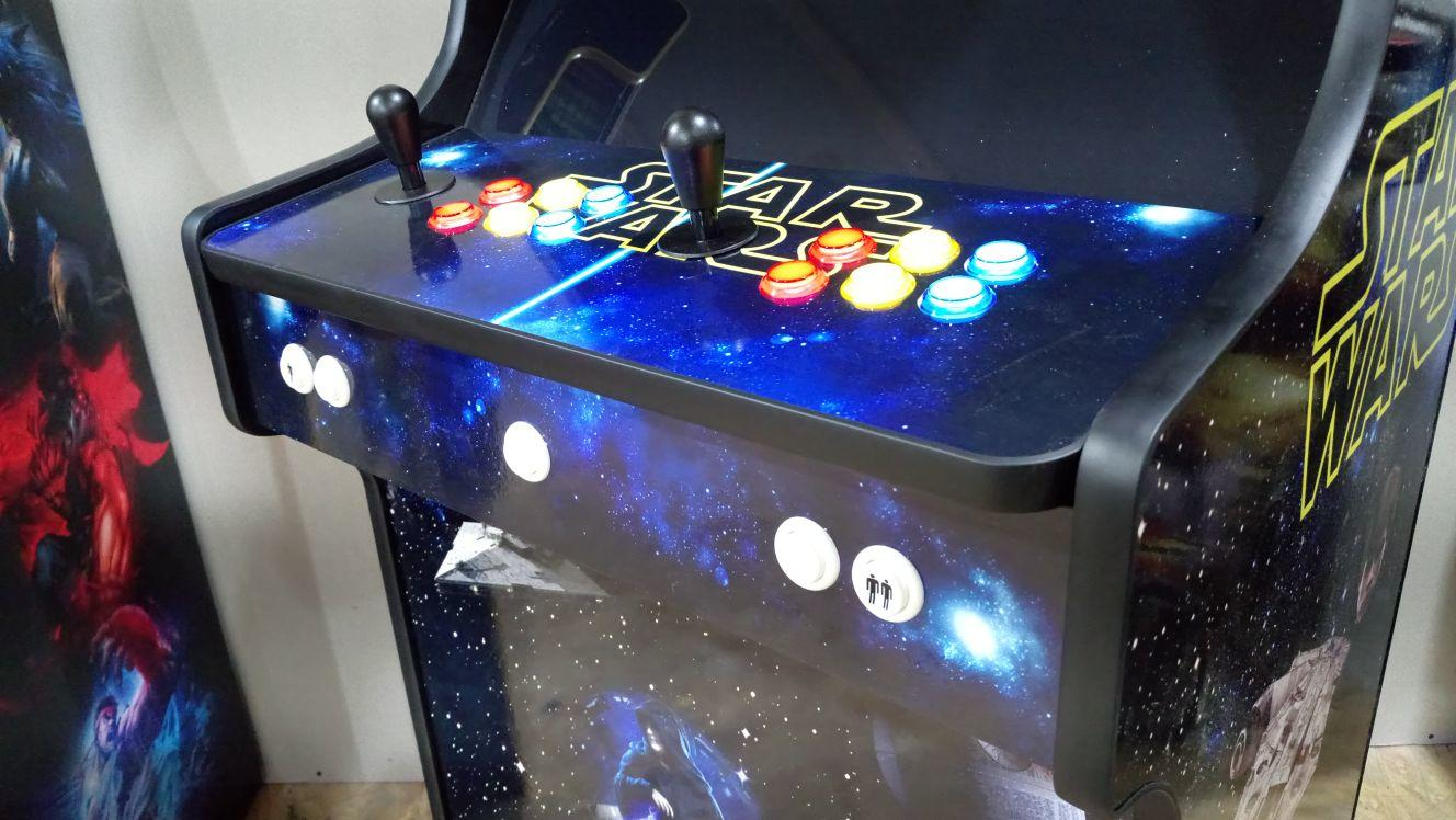 Gallery - Star Wars Arcade Machine Controller