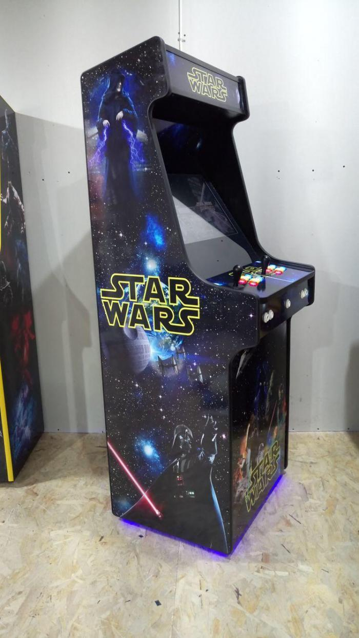 Gallery - Star Wars Upright Arcade Machine