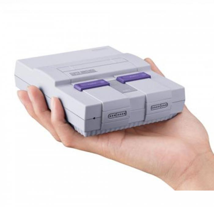 SNES Inspired Game Box with 15000 plus games hand held