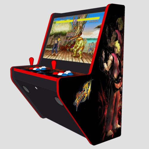 Wall Arcade 3000 Games Street Fighter Theme - Right