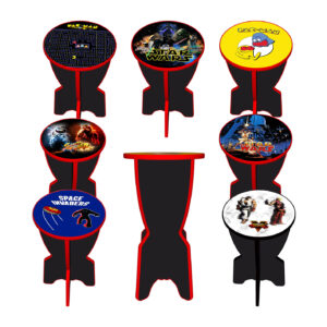 Arcade Stool to Match your theme
